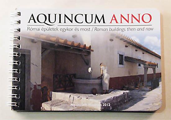 Aquincum Anno booklet
